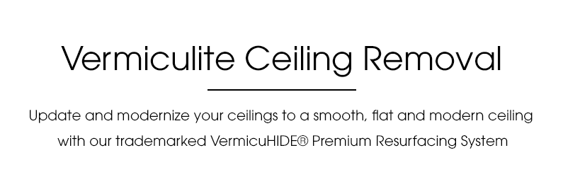 Vermiculite Ceilings